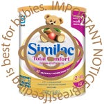 Similac Total Comfort 2'-FL Stage 2 (820g)