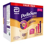 PediaSure Gold Vanilla (4x600g)